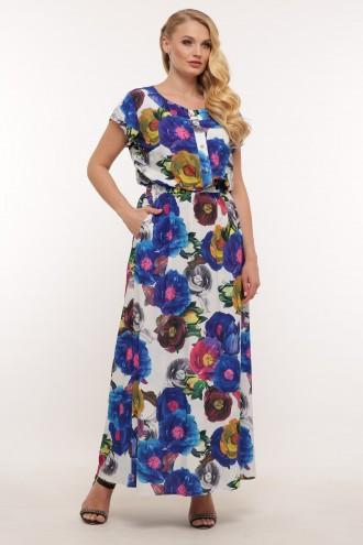 Платье Влада цветы