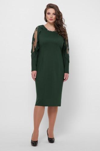 Платье Рамина изумруд