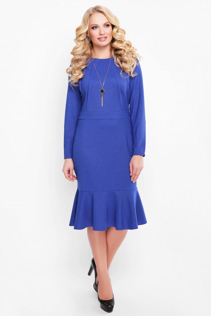 Платье Роми сапфир