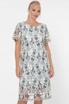 Платье кружевное Элен макраме