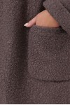 Женское пальто Ксюша капучино