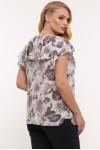 Блуза женская Альбина пепельная