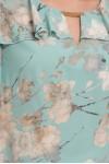 Блуза женская Альбина мята
