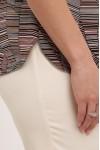 Блуза женская Алина абстракция