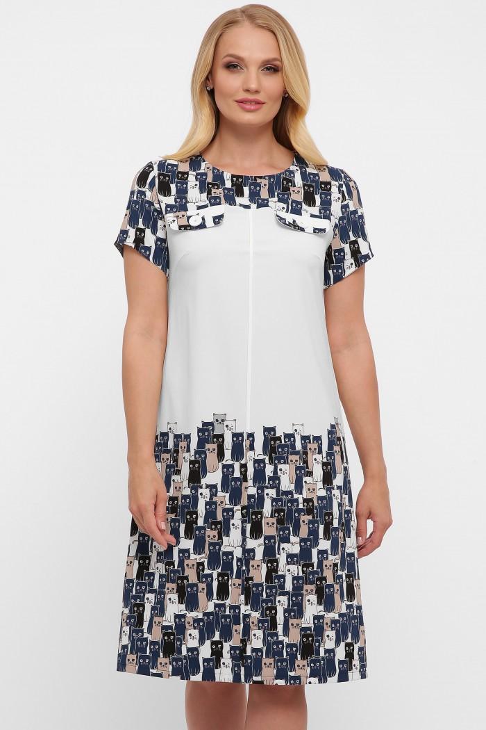 Платье женское Мару