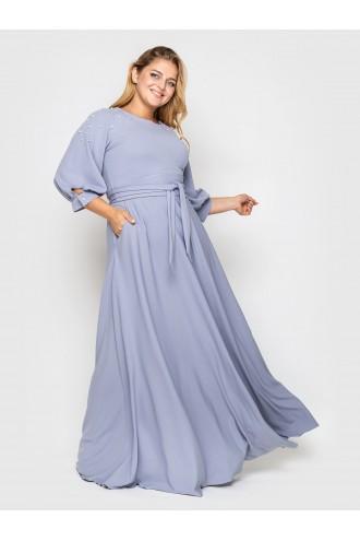 Платье Вивьен Жемчуг