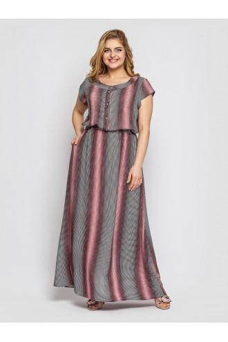 Платье Влада голограмма