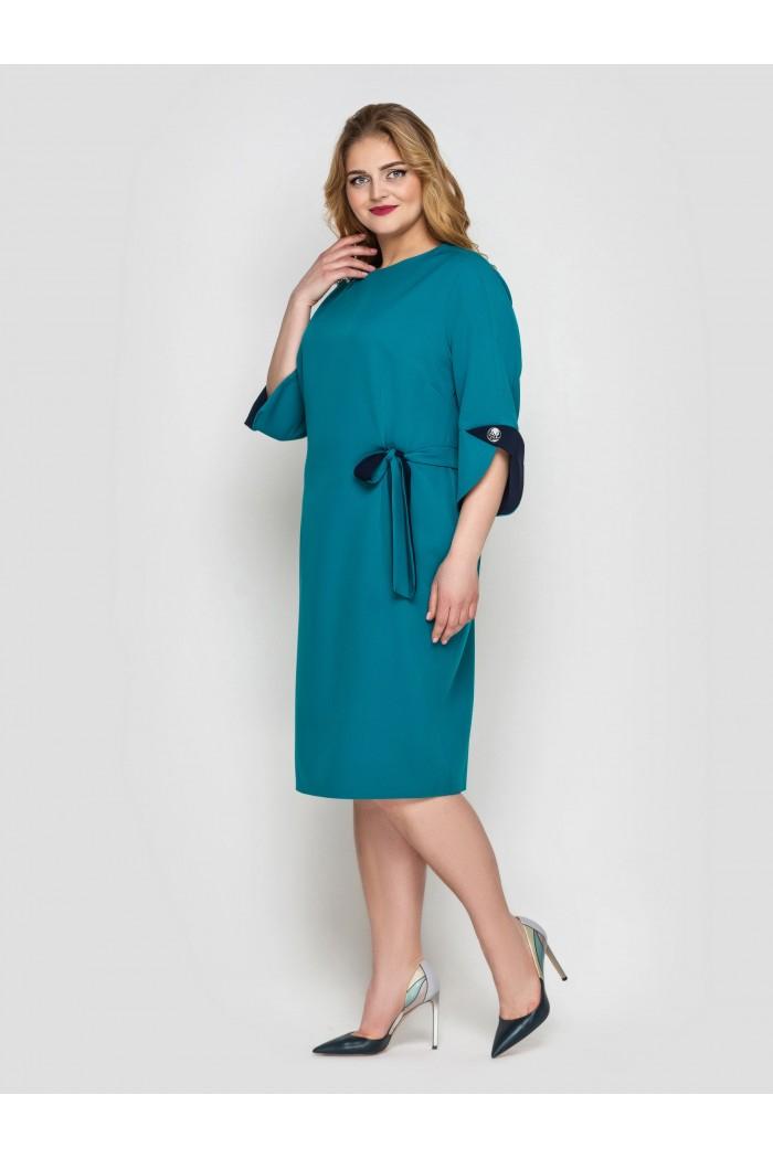 Платье  Джулия бирюза