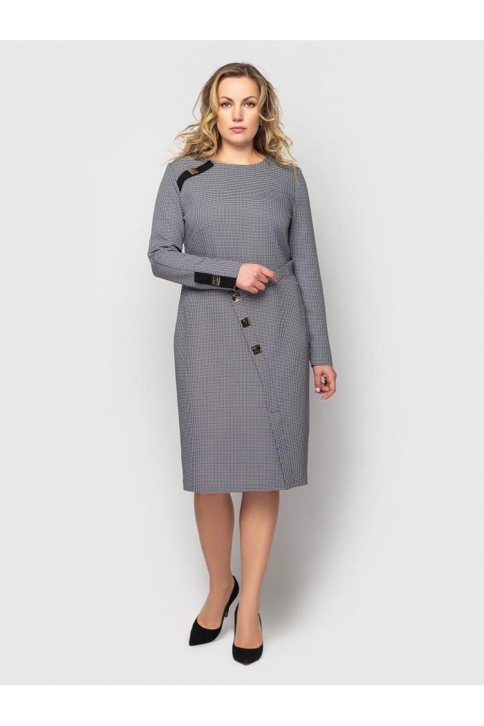 Платье женское Аурика серое