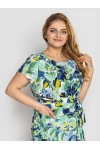 Платье летнее женское Веста мята