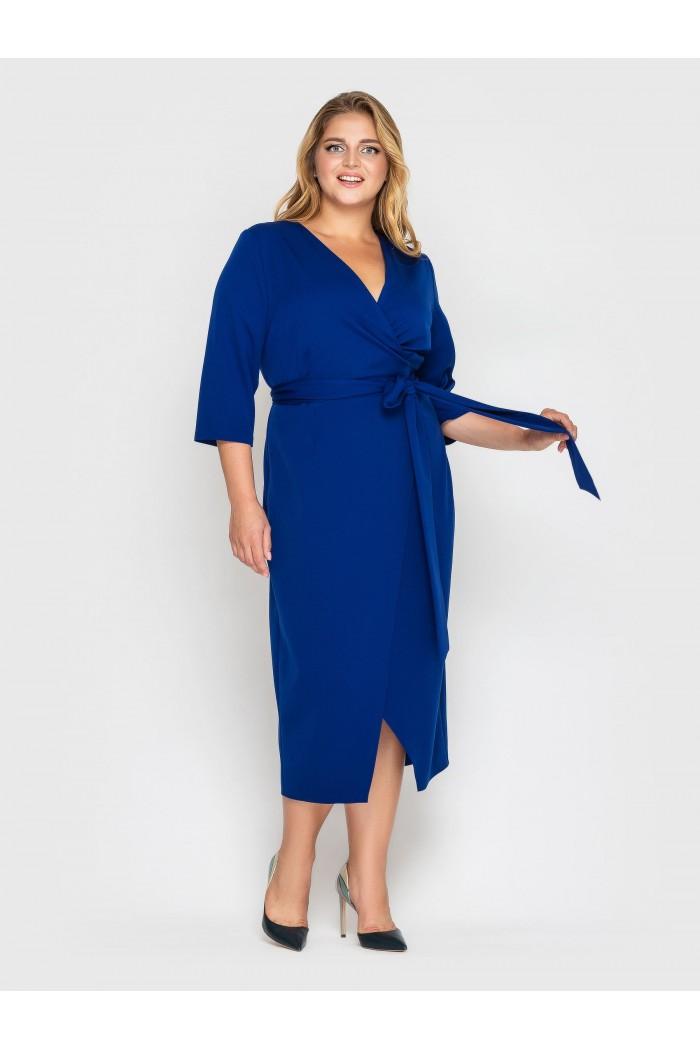 Платье Жанин электрик