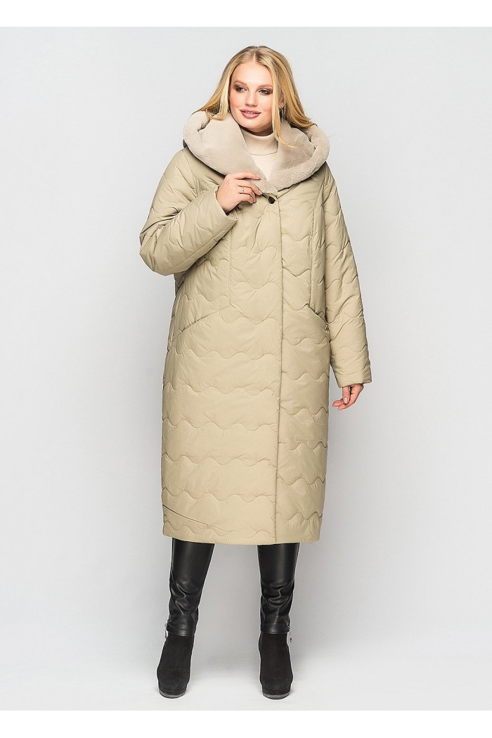 Зимнее пальто Эрика