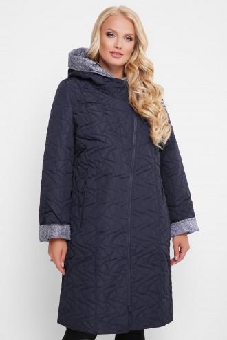 Женская демисезонная куртка Косуха черника