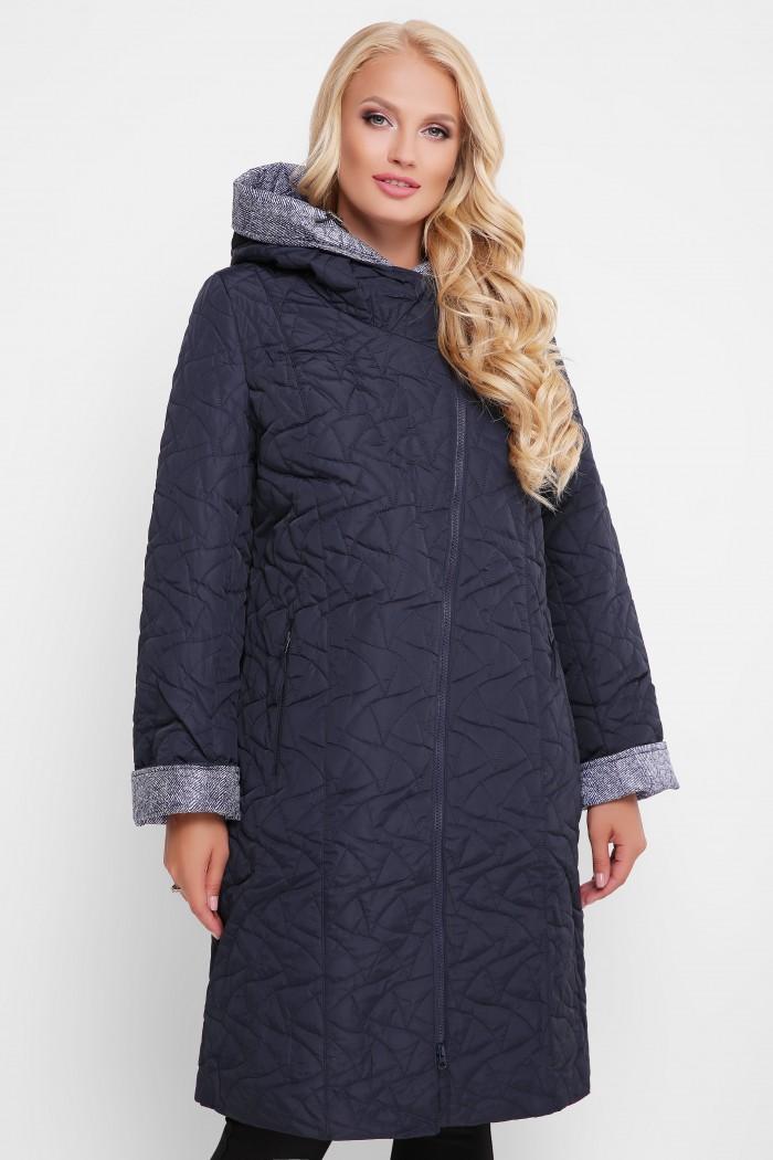 Женская демисезонная куртка Косуха черная