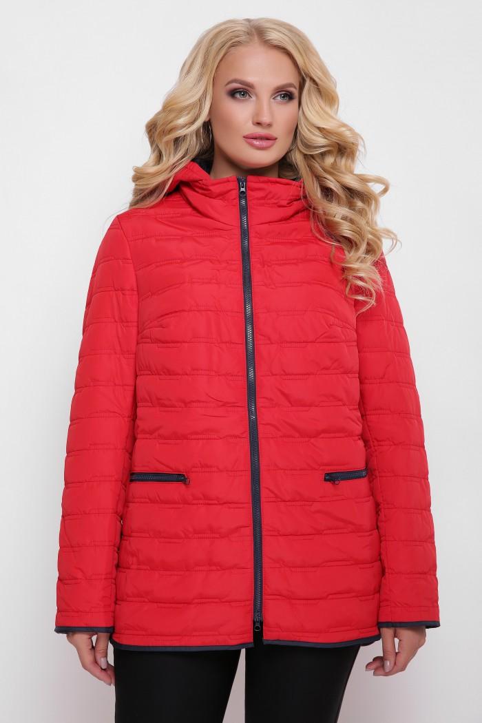 Куртка Нонна красная