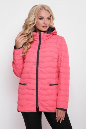 Куртка Нонна розовый