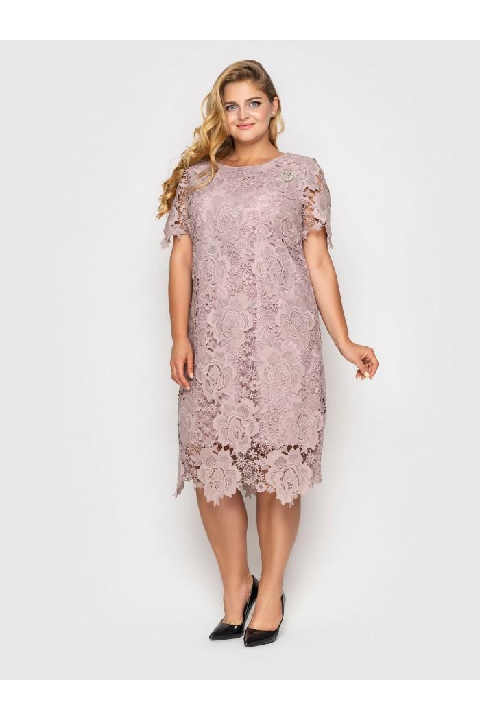 Платье  Элен беж