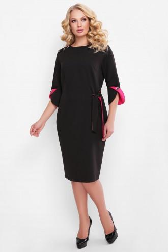 Платье Джулия черное