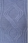 Платье орнамент василек