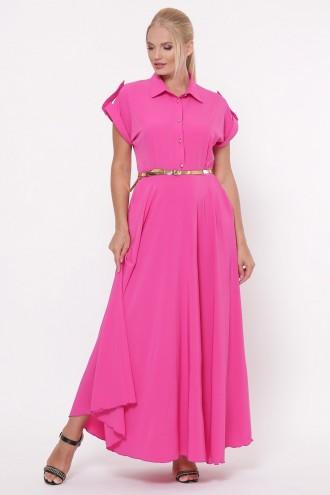 Платье Алена Розовое