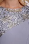 Романтическое платье Аннэт жемчуг