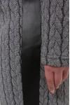 Теплое платье Кристи косы