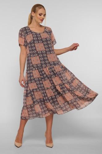 Платье Катаисс пудра