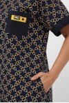 Платье Бриджит цепи