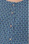 Платье Влада голубое