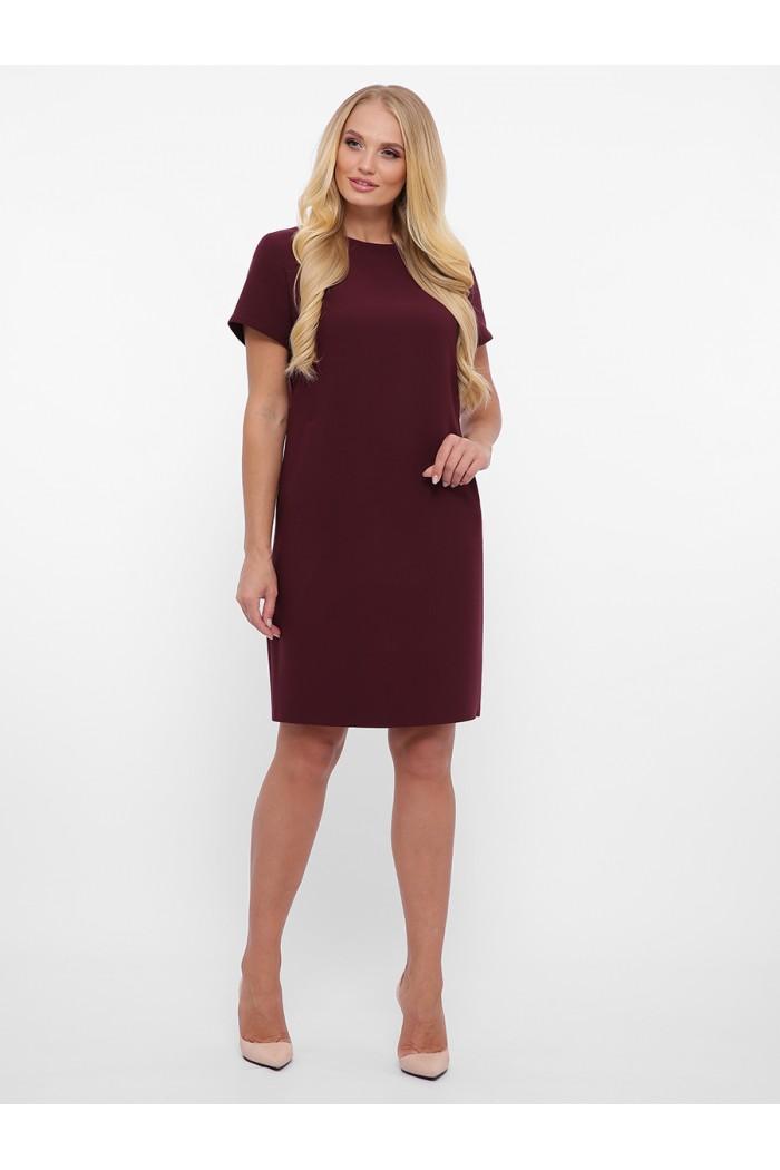 Платье Идэн бордо