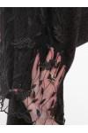 Сарафан теплый Наоми графит