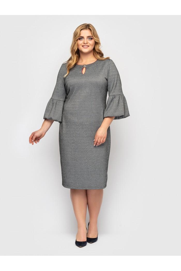 Платье женское Пари серое