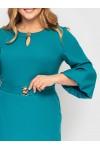 Платье женское Пари бирюза